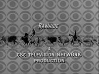Cbs television-1959 rawhide