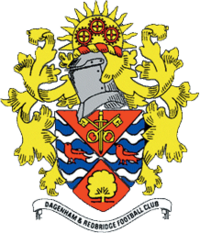 Dagenham & Redbridge FC logo