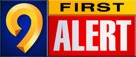 KCRG First Alert Weather logo