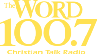 KWRD TheWord100.7 logo