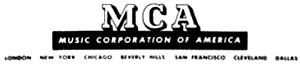MCA 1939