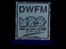 MRS 92.3 Logo 1984