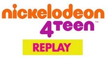 NICKELODEON 4TEEN REPLAY