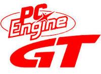 Pc engine gt