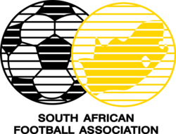 South African Football Association Logo