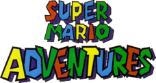 Super Mario Adventures Logo
