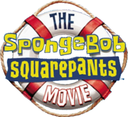 The SpongeBob SquarePants Movie transparent logo