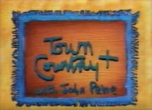 Town & Country title card