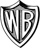 Warner Bros 1950s print