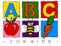 ABC For Kids original logo