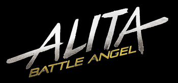 Alita Battle Angel logo