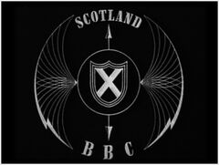 BBC TV Bat's Wings Scotland