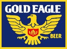 Gold Eagle Beer 1982