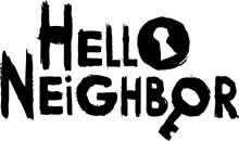 Hello neighbor logo u s version by brightestdayfan2814-dbtyd32