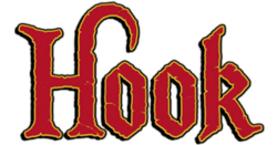 Hook movie logo