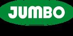 Jumbo logo 1976 con eslogan 1976