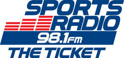 KTLT Sports Radio 98.1 The Ticket