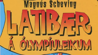 Latibær Á Ólympíuleikum Logo 1996