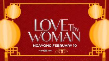 Love Thy Woman titlecard