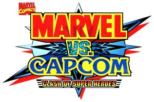 Marvel vs Capcom Logo 1