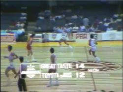 PBA on Vintage Sports scorebug 1983 AFC