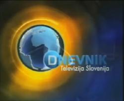RTV SLO Dnevnik 2000s