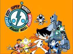 Super Robot Monkey Team Hyper Force Go!
