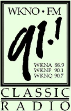 WKNO FM Memphis 1999