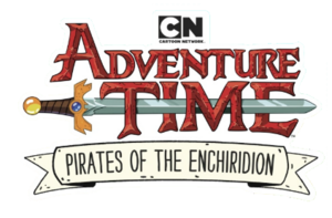 Adventure Time Pirates of the Enchiridion - Logo