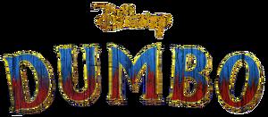 Dumbo 2019 logo png by mintmovi3 dcqpx76-fullview