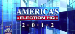 Fox Election 2012