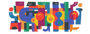 Google Carlos Merida's 122nd Birthday