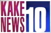 KAKE News 10 logo - 1995