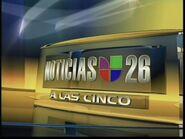 Kint noticias univision 26 5pm package 2006