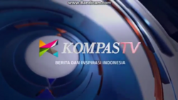 Kompas TV Station ID 2016-17