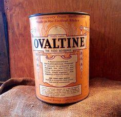Ovaltine-vintage-tins