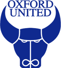 Oxford United FC logo (1987-1993, 1994-1996)