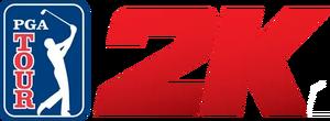 PGA Tour 2K logo