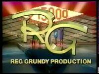 Reg Grundy 1984