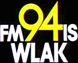 WLAK Chicago 1977