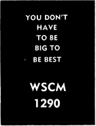 WSCM - 1977 -October 23, 1977-