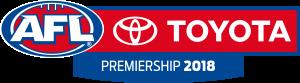 2018 AFL logo