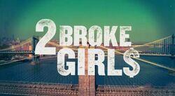 2 Broke Girls logo
