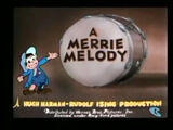 A Merrie Melody (I Like Mountain Music Redrawn Colorized Non-Dubbed Version)