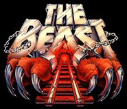 Beast roller coaster logo