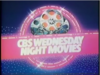 CBS The CBS Wedensday Night Movies 1979
