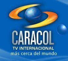 Caracol Internacional | Logopedia | FANDOM powered by Wikia