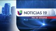 Kuvs noticias 19 univision fin de semana package 2013