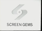 Screen Gems 1960s BW 3