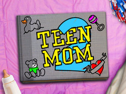 Teen Mom 2 Card